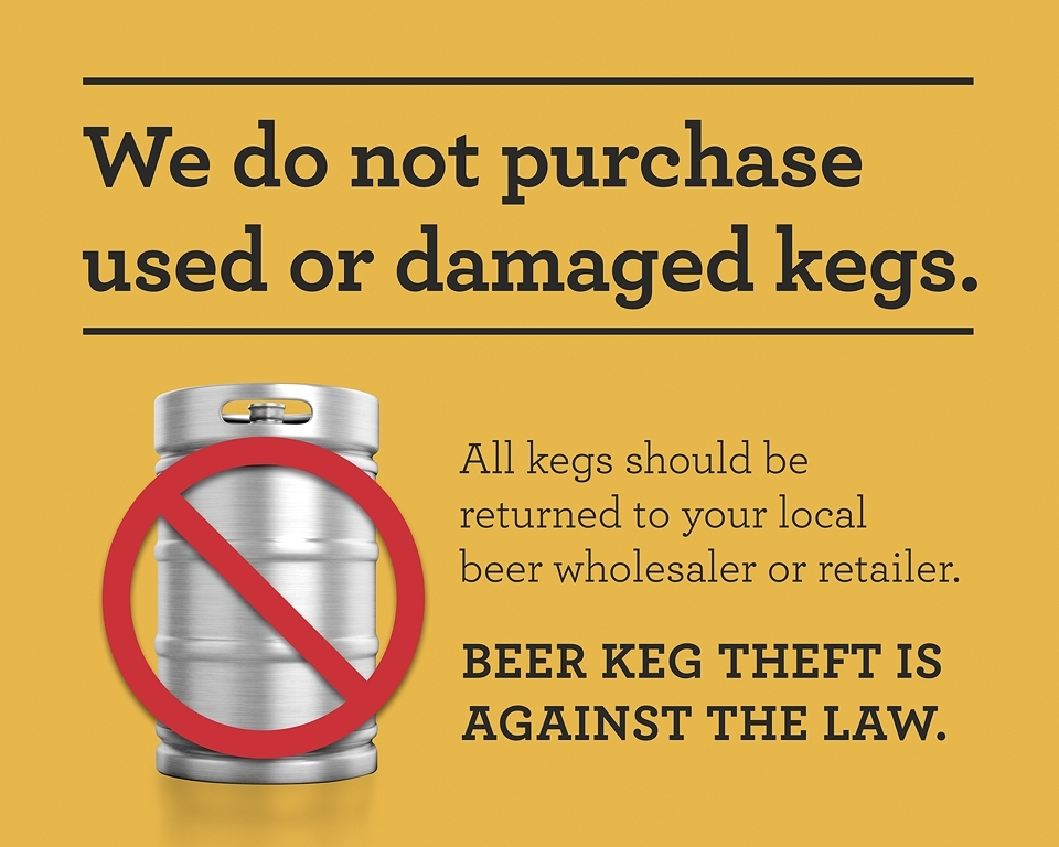 Keg Theft